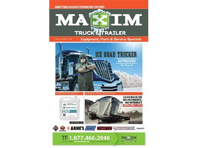 The New Maxim Flyer has been Released!