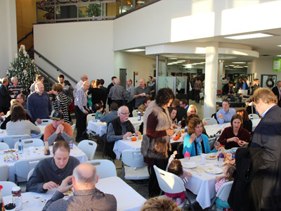 Maxim's Annual Charity Pancake Breakfast Raises $20,000!