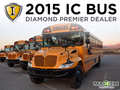 Maxim Recognized as 2015 IC Diamond Premier Dealer