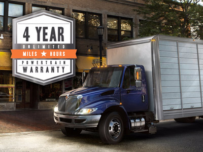 DuraStar Now Available with a 4-Year Powertrain Warranty
