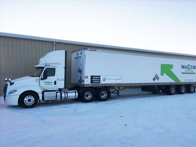 Maxim is Proud to Support the Saskatchewan Winter Games