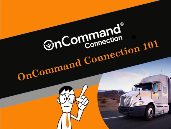 Navistar OnCommand Connection Basics