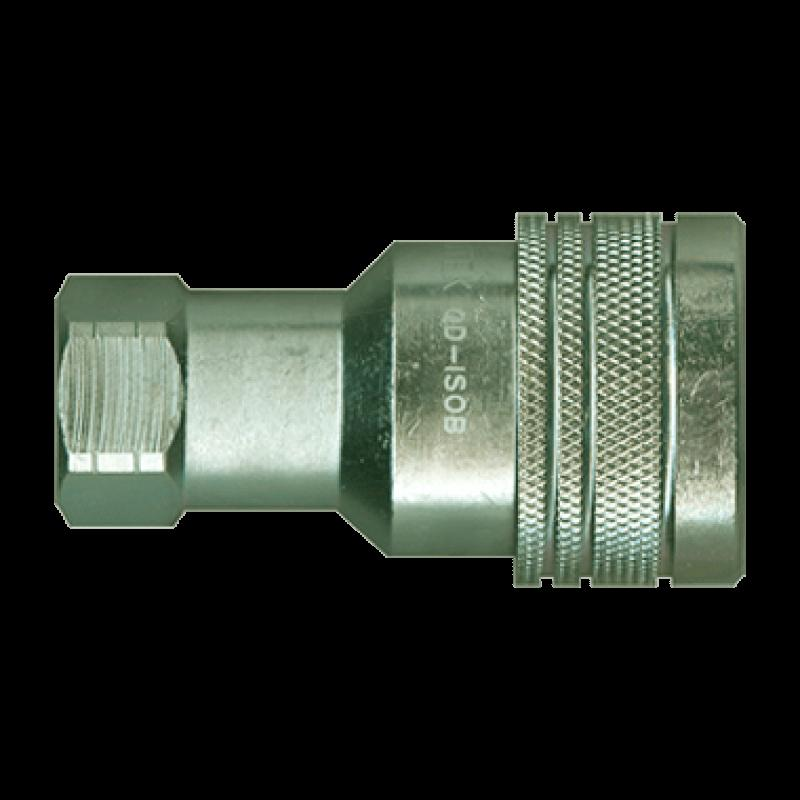 ISO B COUPLER1X1 FPT - QD-ISOBC16-16F