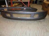 BUMPER, FRONT, AREO 2.67mm