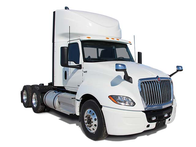 2022 International LT625 6X4 Daycab - Stock Photo