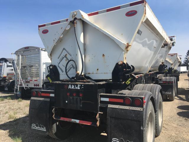 2016 Arne's Side Dump Rear