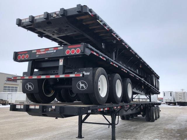 2019 Great Dane Tridem Flatdeck