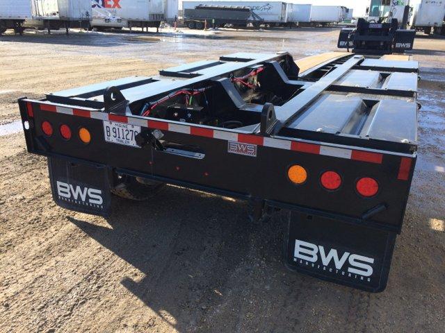 2020 BWS Tridem Low Bed