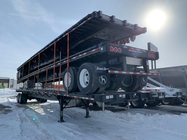 2020 Great Dane Tandem Steel Flatdeck