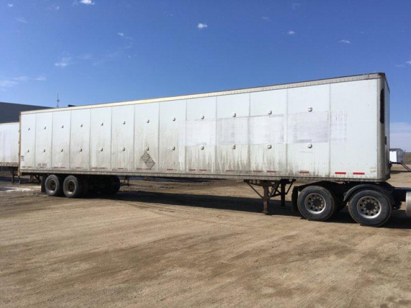 1999 Wabash Storage Van 167984