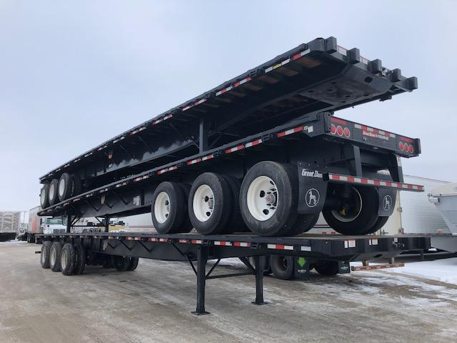 2019 Great Dane Tridem Flatdeck 163655