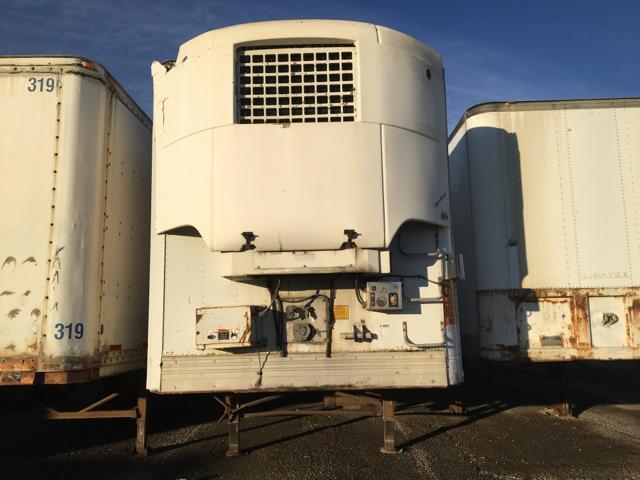 1995 Utility Storage Van