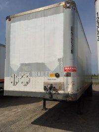 1997 Strick Storage Van