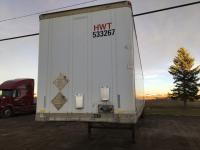 1998 Trailmobile Storage Van