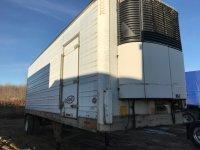 2000 Utility Storage Van