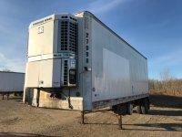 2002 Utility Storage Van