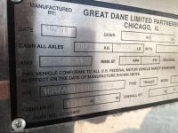 2009 Great Dane 30' Reefer Van