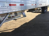 2018 Timpte Tandem Grain Hopper