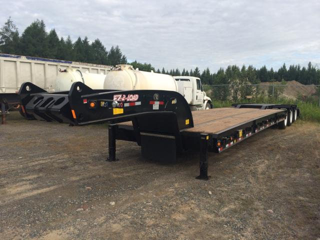 2019 BWS Tridem Low Bed
