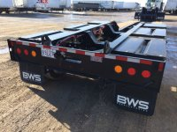 2020 BWS Tridem Low Bed