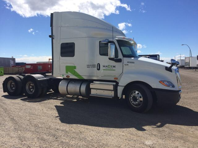 2018 International LT625 6X4 155500