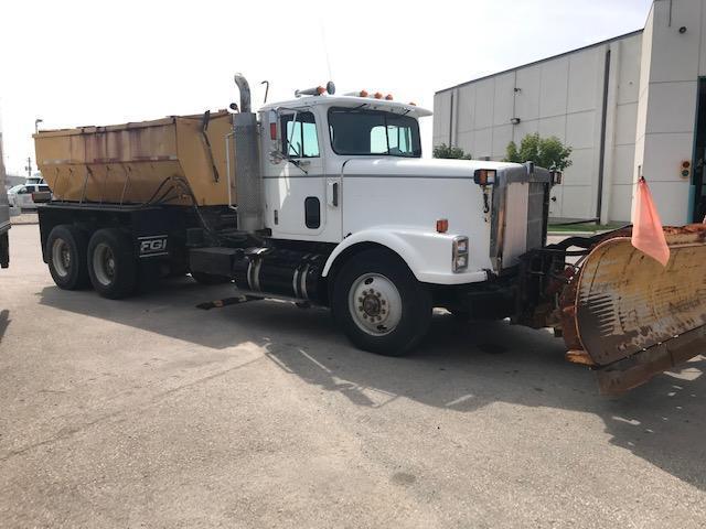 1991 International 9300 6x4