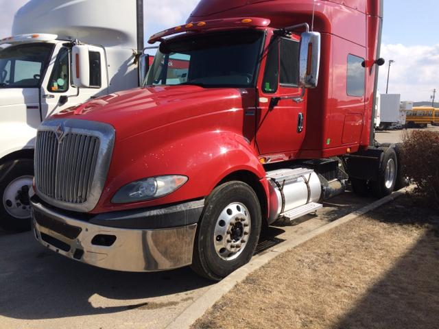 2013 International Prostar Sleeper