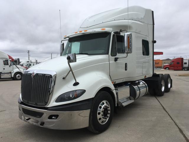 2015 International Prostar Sleeper