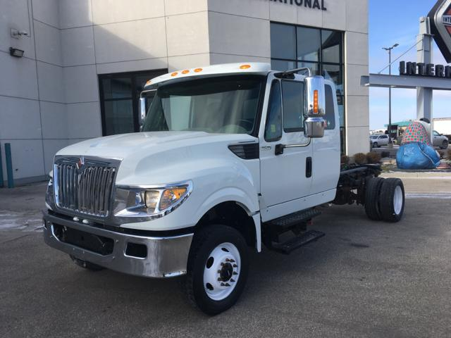 2016 International Terrastar SFA 4 x 4