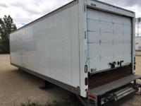 2018 Multi-Van Dry Van Body