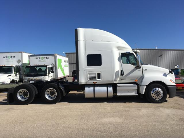 2019 International LT625 6X4