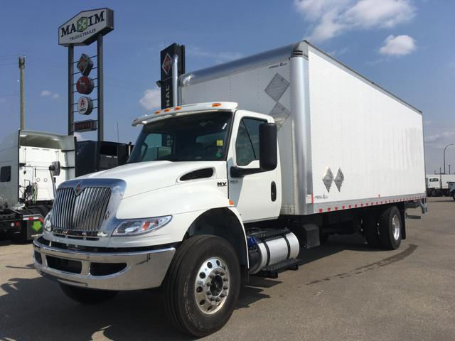 2019 International MV607 4x2