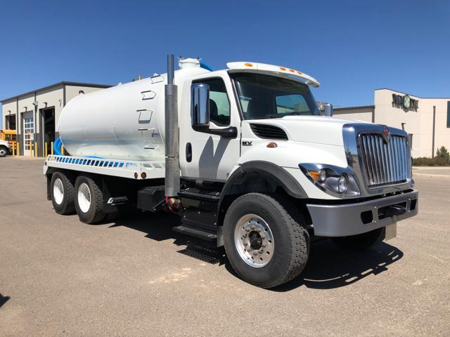 2020 International HV607 6x4