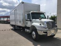 2020 International MV607 4X2 Dry Van