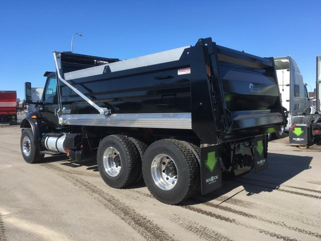 2021 International HV607 6x4