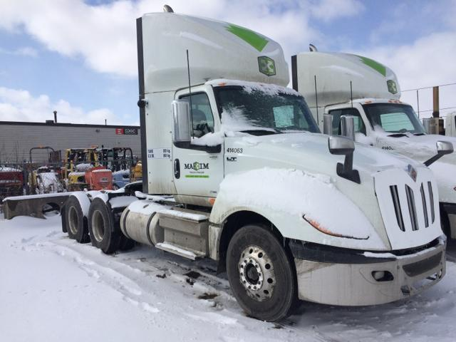 2021 International LT625 6X4