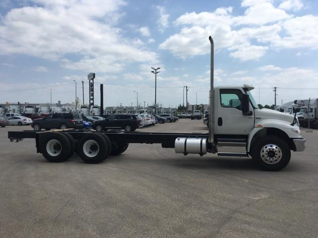 2021 International MV607 6x4