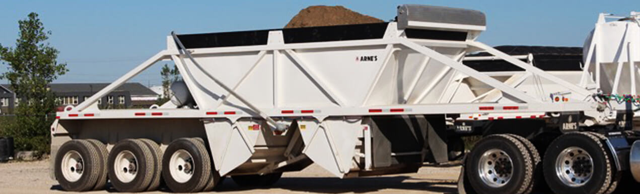 new and used arnes trailers for sale in Canada