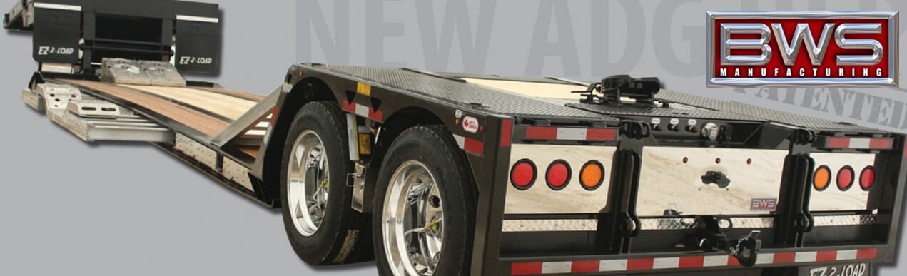 new and used bws trailers for sale in Canada