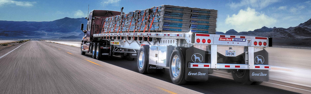 new and used deck trailers for sale in Canada