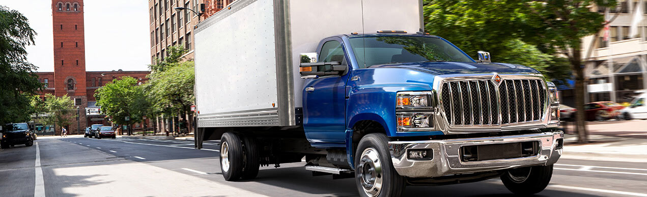 delivery truck leasing