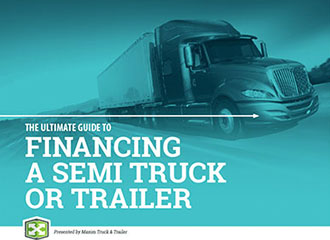 financing a truck or trailer