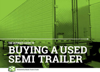 guide to buying a used semi trailer