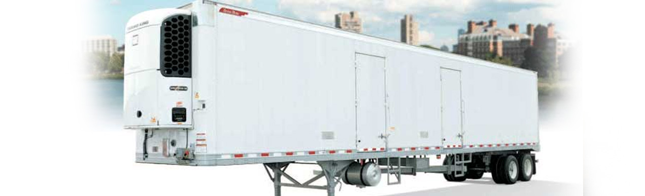 Lease a Reefer Trailer