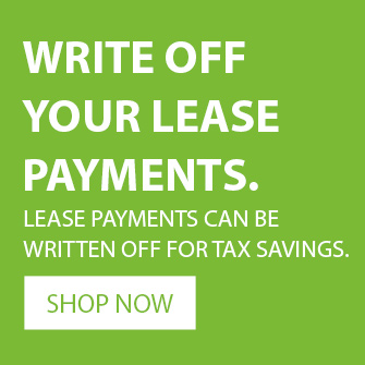 lease payments are a tax write off