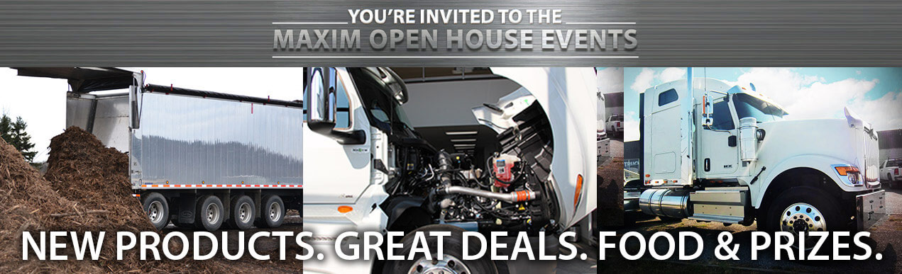 maxim open house events