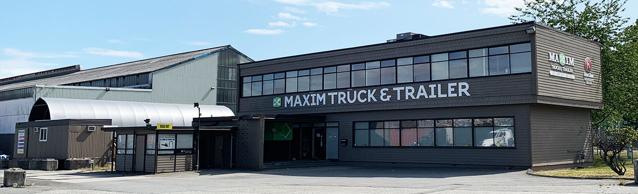 maxim truck and trailer vancouver