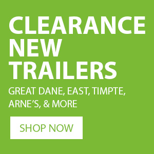 new trailers with clearance pricing