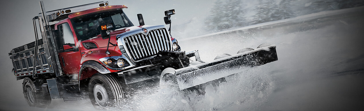 new and used plow trucks for sale in Canada