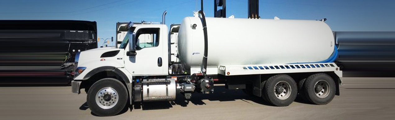 new and used septic trucks for sale in Canada